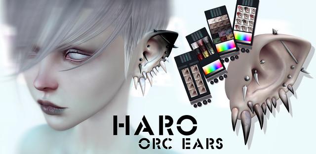 HARO ORC EARS