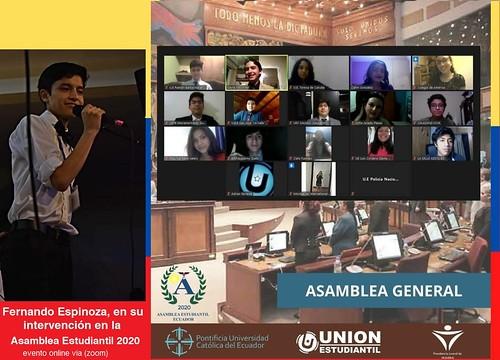 Asamblea Nacional Estudiantil 2020