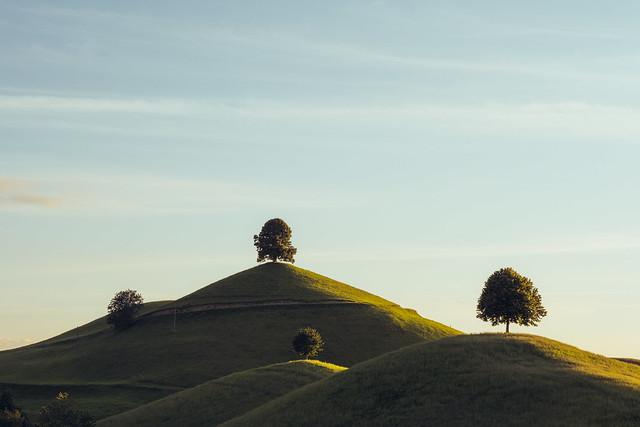 sunset hills, alternative edit