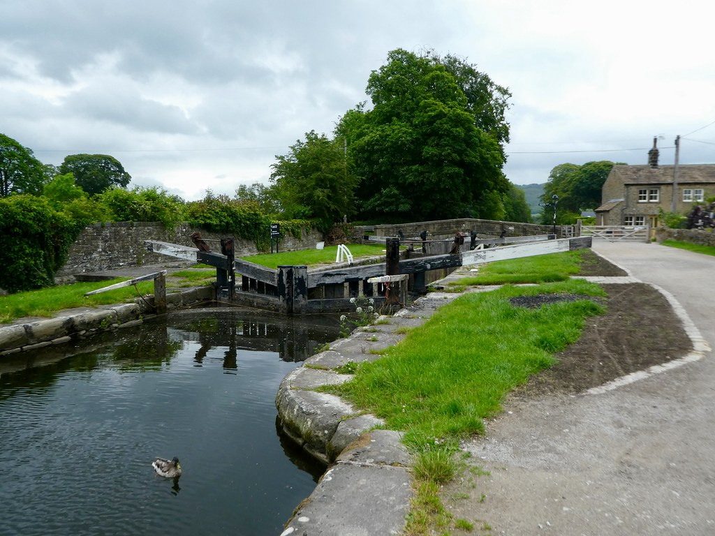 Higherland Lock Gargrave