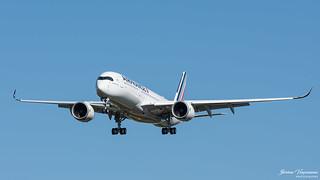 A350 Air France F-HTYF 'Marseille'  F-WZNB msn 422