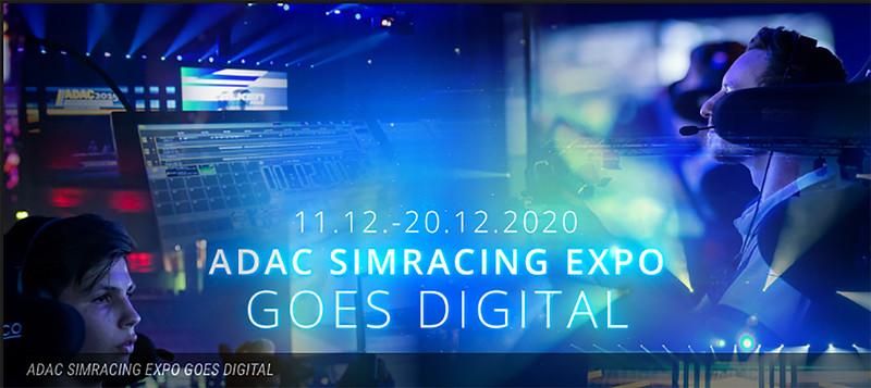 Sim Racing Expo 2020