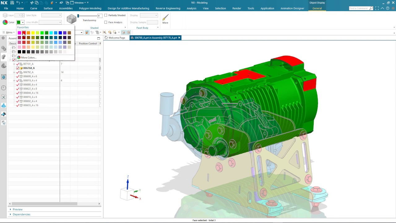 Working with Siemens NX 1926 Build 1700 (NX 1926 Series) Win64 full license