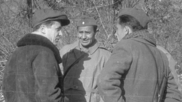 Μοναδικά ιστορικά στιγμιότυπα του Δημοκρατικού Στρατού Ελλάδας