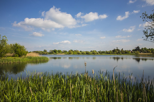 canon6d landscape outdoors nature outside uk cambridgeshire sky clouds blue lake water