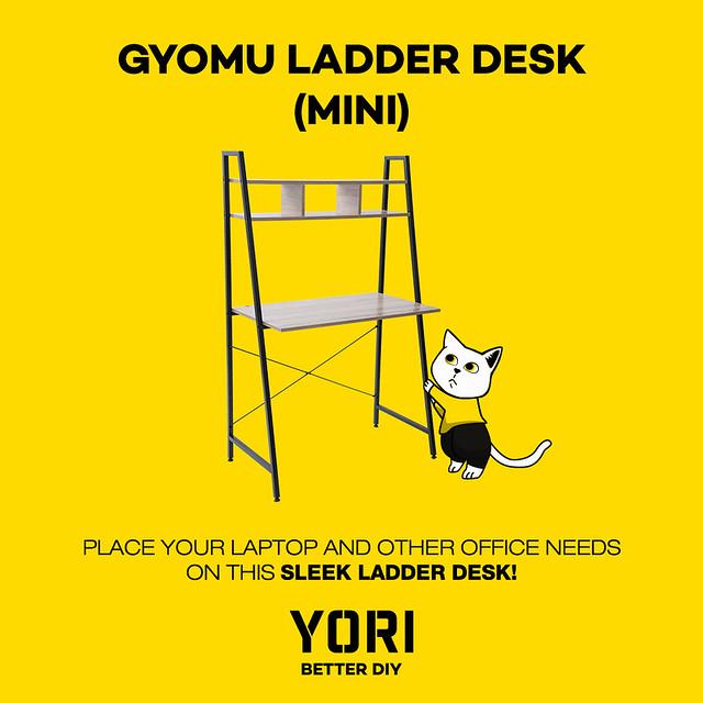 June Album Goods_0007_Gyomu Ladder Desk (Mini)