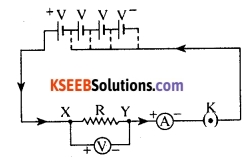 KSEEB Class 10 Science Important Questions Chapter 12 Electricity 7