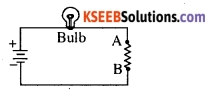 KSEEB Class 10 Science Important Questions Chapter 12 Electricity 4