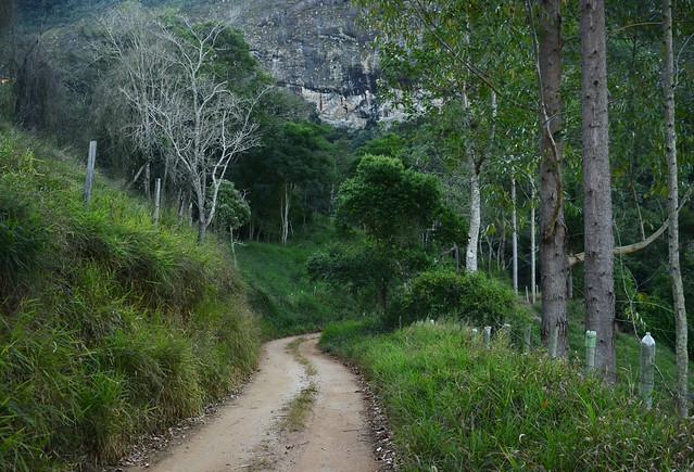 Pedreira em Angolinha