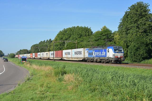Boxxpress 193 833 Dordrecht Zuid; 23-06-2020