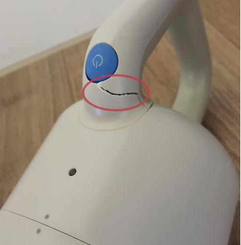 邦泥的正負零吸塵器維修記錄