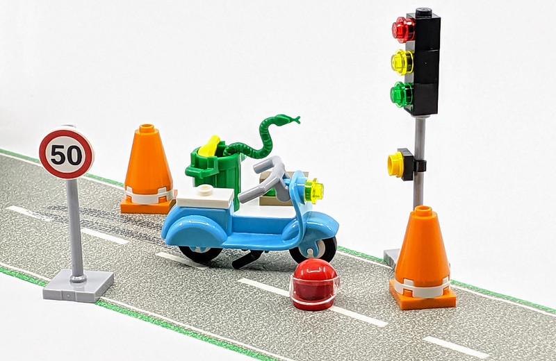 LEGO Xtra Play Tape