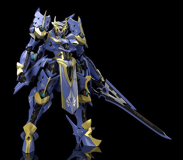 地表最強、史上最棒的缺陷機!MODEROID《騎士&魔法》伊迦爾卡(イカルガ)組裝模型