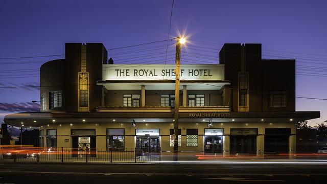 Royal Sheaf Hotel - Burwood - Sydney