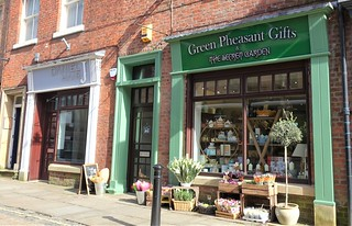 Green Pheasant Gifts shop in Preston | by Tony Worrall