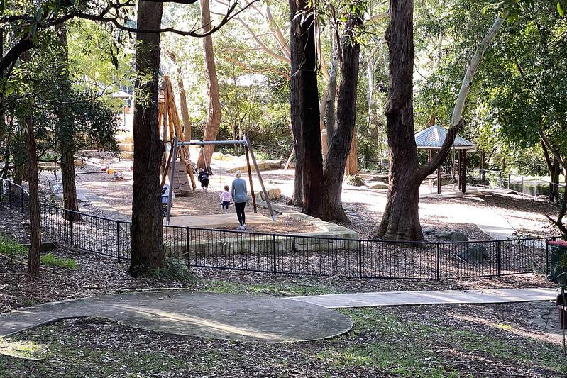 Artarmon Reserve playground