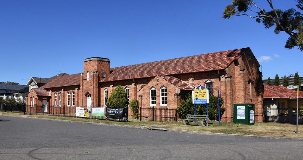 St Martin's Anglican Church, Blakehurst, Sydney, NSW.