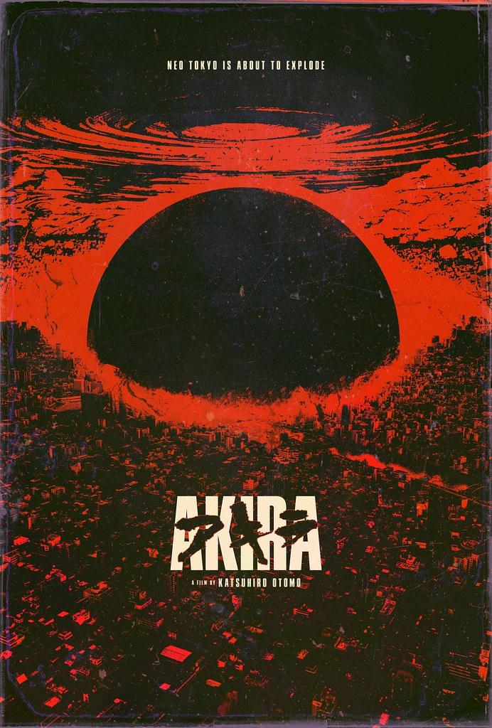 阿基拉紅:紅外套、紅披風、紅色世界末日