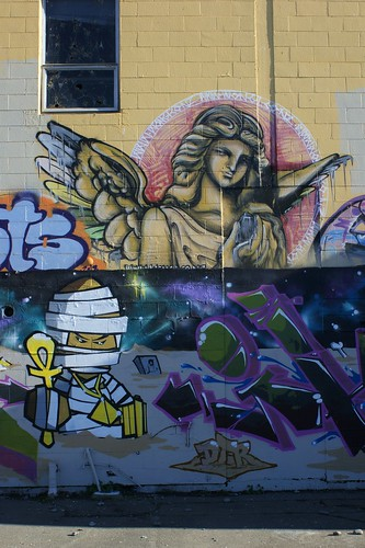 Christchurch: New Brighton graffiti (15) | by PhilBee NZ (social historian: 6m+ views)