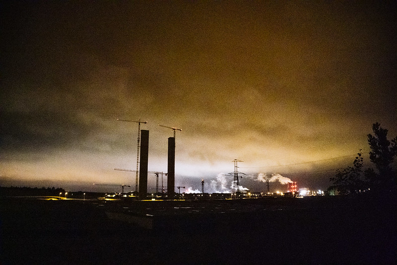 Węgiel, gaz, kryzys klimatyczny