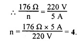 KSEEB Class 10 Science Important Questions Chapter 12 Electricity 56