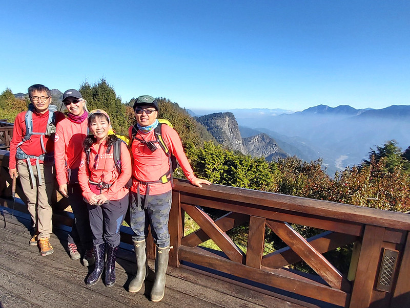 Mt. Data: our guides to Alishan