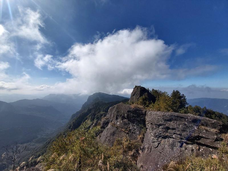 Mt. Data: the highest peak in Alishan range