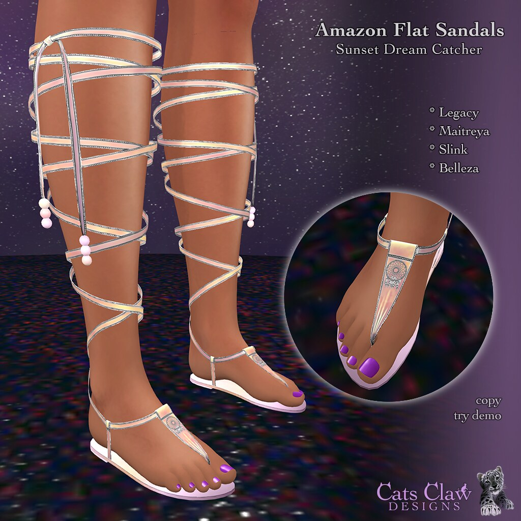 _CCD_Amazon Sandals Sunset Dream Catcher-AD