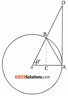 2nd PUC Basic Maths Model Question Paper 2 with Answers Q50