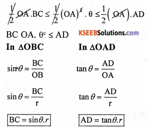 2nd PUC Basic Maths Model Question Paper 2 with Answers Q50.1