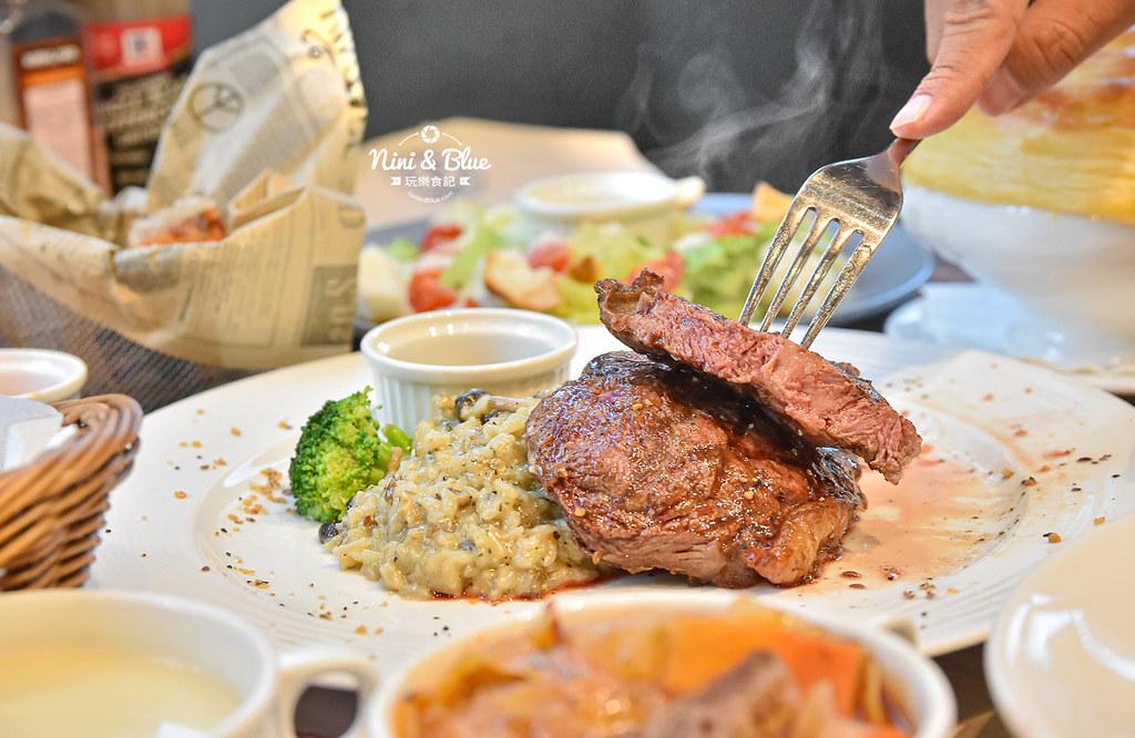 瀧厚牛排 鍋物 菜單 熟成牛排26