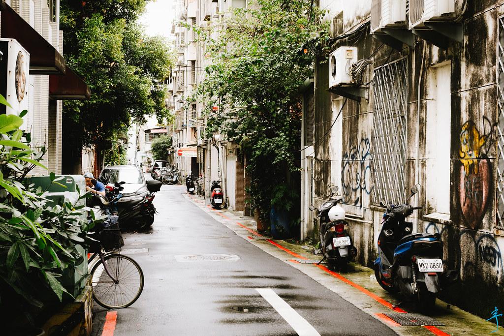台北街頭隨手拍