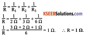 KSEEB Class 10 Science Important Questions Chapter 12 Electricity 48