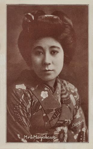 Mrs. Hayakawa (Tsuru Aoki)