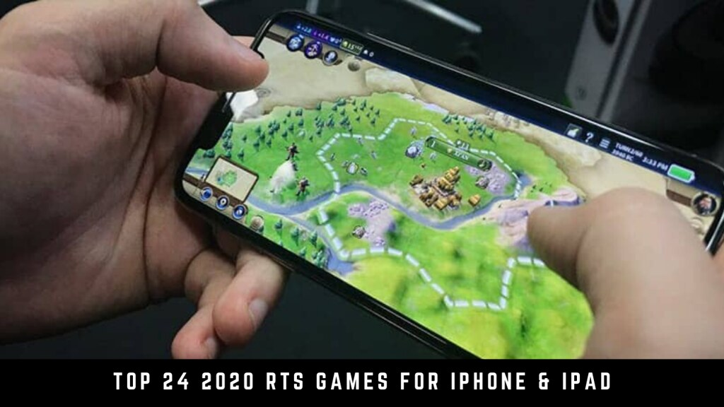 Top 24 2020 RTS games for iPhone & iPad