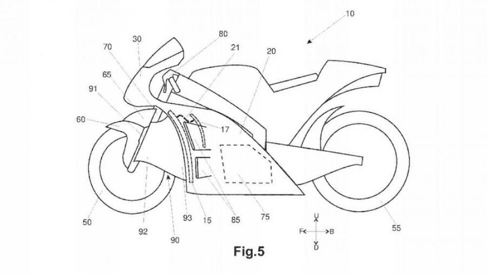 Aprilia RSV4 Patent All New