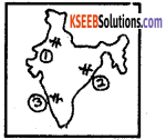 KSEEB Class 10 Geography Important Questions Chapter 6 Indian Water Resources 2