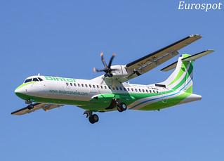 F-WWED ATR72 Binter