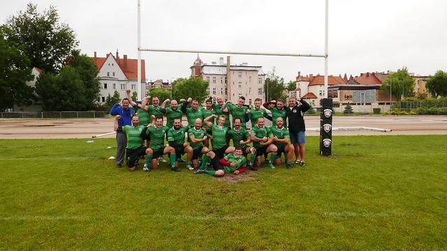 Mecz I Liga Rugby / AZS AWF vs. Miedziowi Lubin