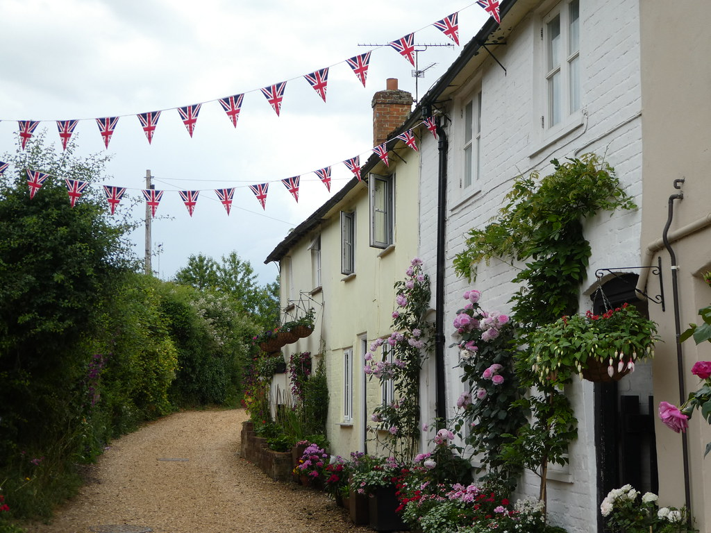 Characterful cottages in Odiham