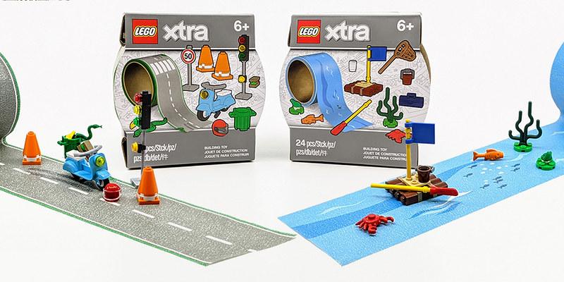 LEGO Xtra Play Tapes