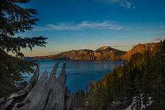 Let's go back to Crater Lake