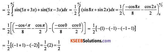2nd PUC Basic Maths Model Question Paper 2 with Answers Q38