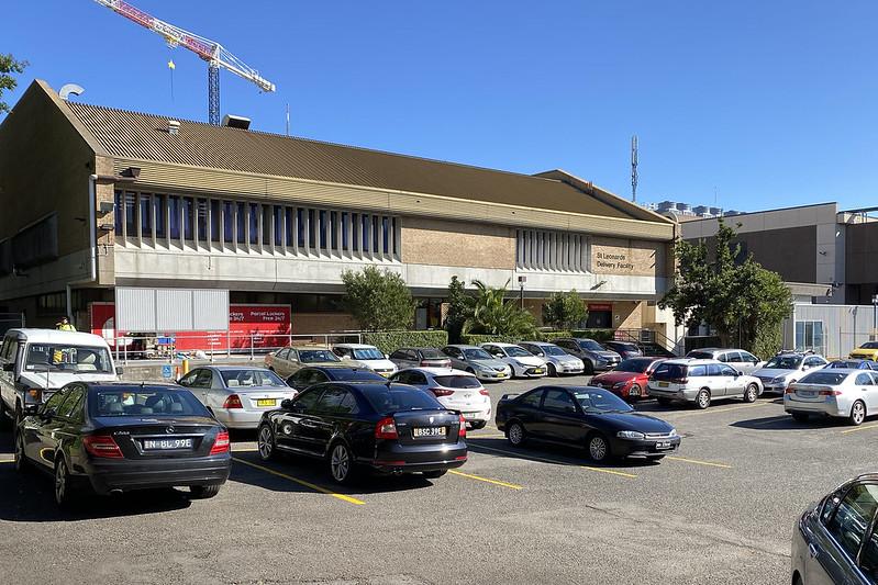 St Leonards postal delivery facility