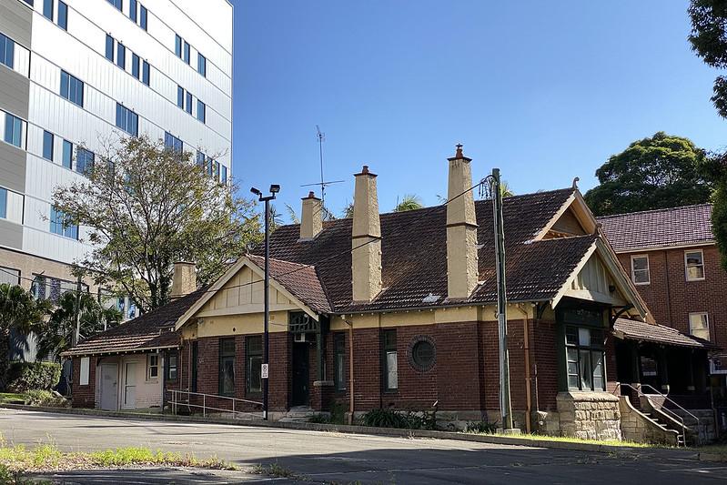 Former detox clinic, Royal North Shore Hospital