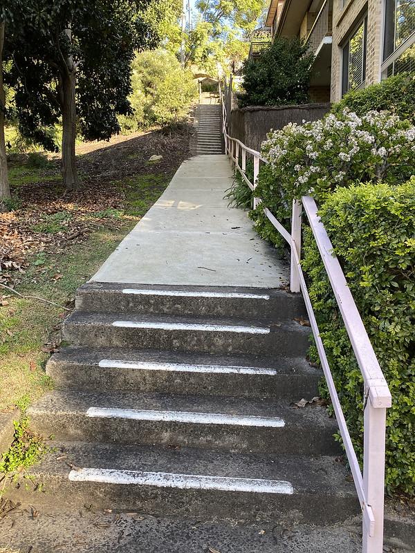 Tiley Street steps