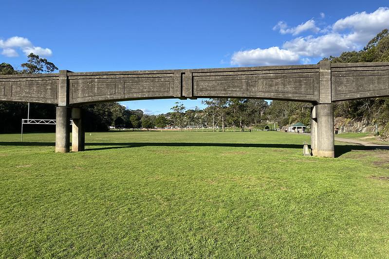 Tunks Park viaduct