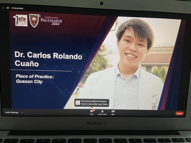 Fellowship Virtual Graduation