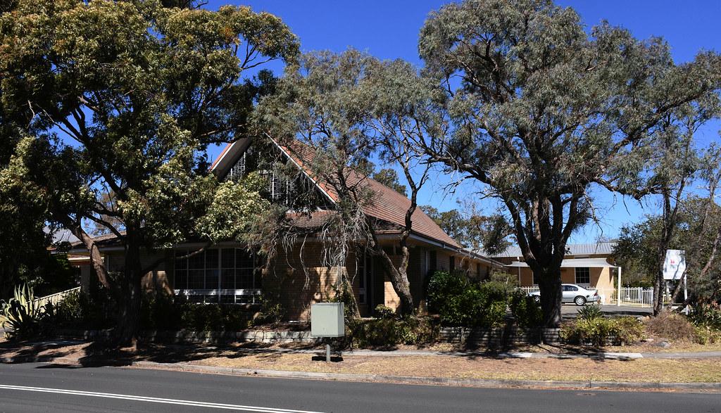 Blakehurst Baptist Church, Blakehurst, Sydney, NSW.
