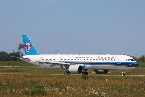 A321NX China Southern Airlines B-30EV | by XFW-Spotter